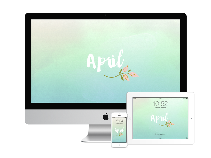 Image of April wallpapers