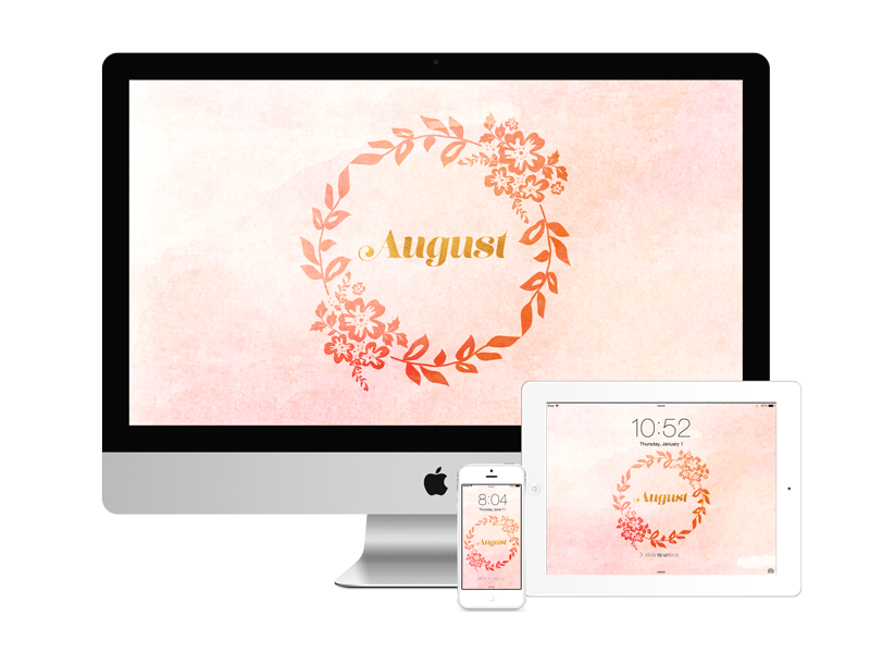 Image of August wallpapers